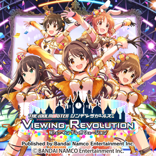 Idolmaster Cinderella Girls: Viewing Revoution